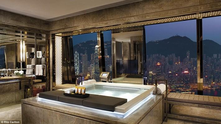 1412005981026_wps_53_Ritz_Carlton_jpg  The world's most luxurious hotel bathrooms revealed 1412005981026 wps 53 Ritz Carlton jpg