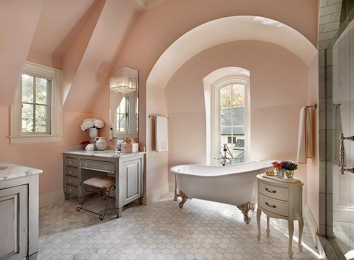 feminine bathroom decor.  A little feminine touch for your luxury bathroom2 bathroom Inspiration and