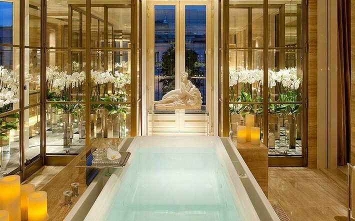 Most Luxurious Hotel Bathrooms Inspiration And Ideas From Maison