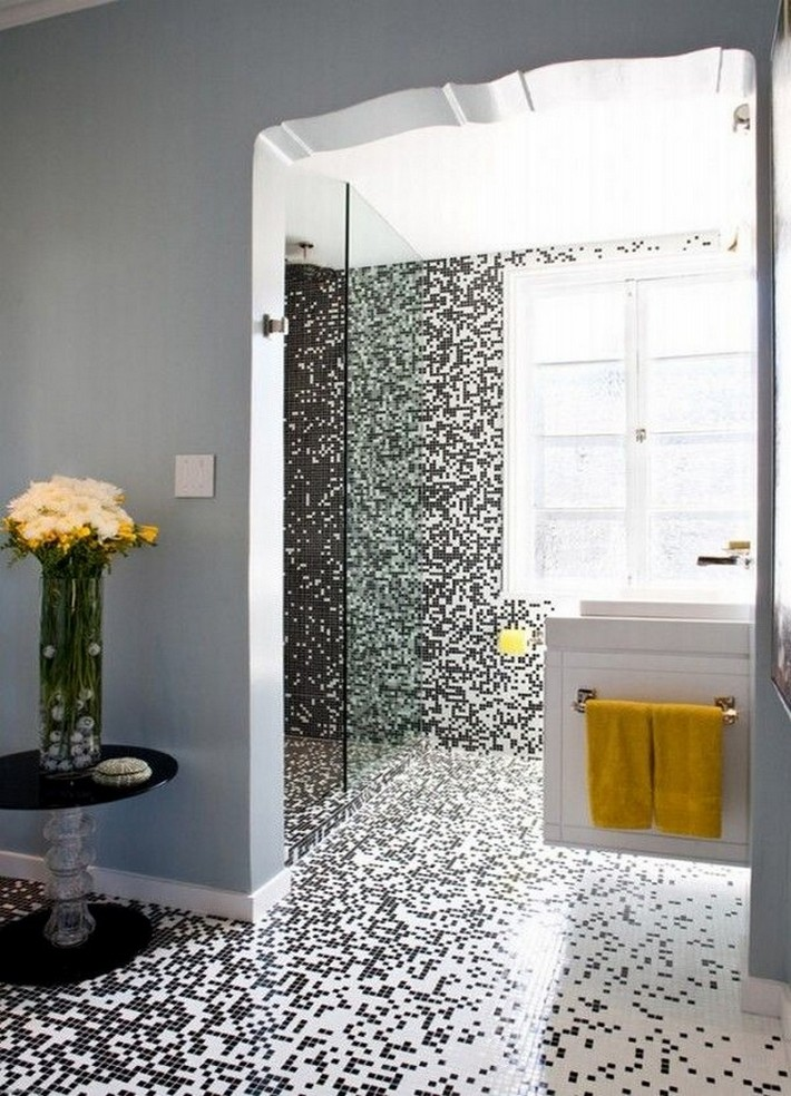 LUXURY BATHROOM MOSAIC BATHROOM DESIGN TILES Inspiration and