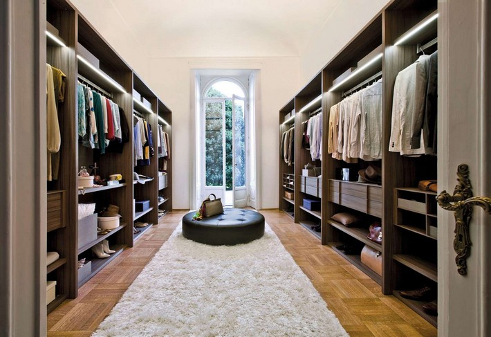 Luxury Walk-In Closets designs for your home Luxury Walk in closets1