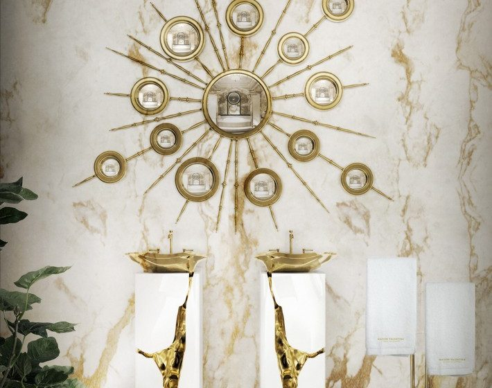 Top 5 side tables for your Luxury bathroom  TOP 5 SIDE TABLES FOR YOUR BATHROOM Top 5 side tables for your Luxury bathroom ambiance 710x560