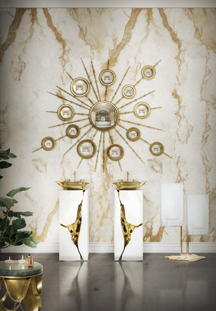 Top 5 side tables for your Luxury bathroom  TOP 5 SIDE TABLES FOR YOUR BATHROOM Top 5 side tables for your Luxury bathroom ambiance
