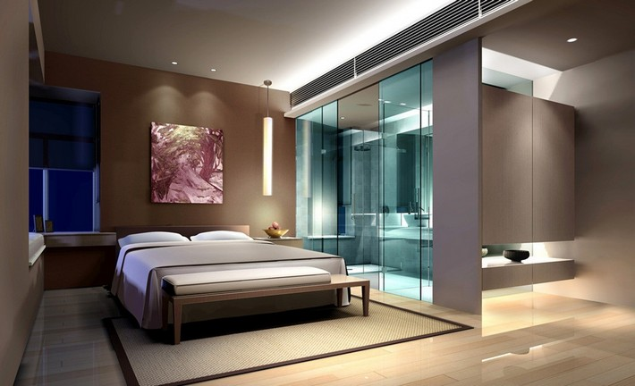 Master Bedrooms with luxury bathrooms master bedroom bathroom designs