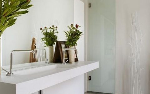 Relaxing Scandinavian Bathroom Designs relaxing scandinavian bathroom designs 40 480x300