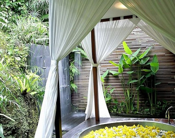 Outdoor Spa Ideas For Your Home soothing outdoor spa ideas for your home 29 710x560