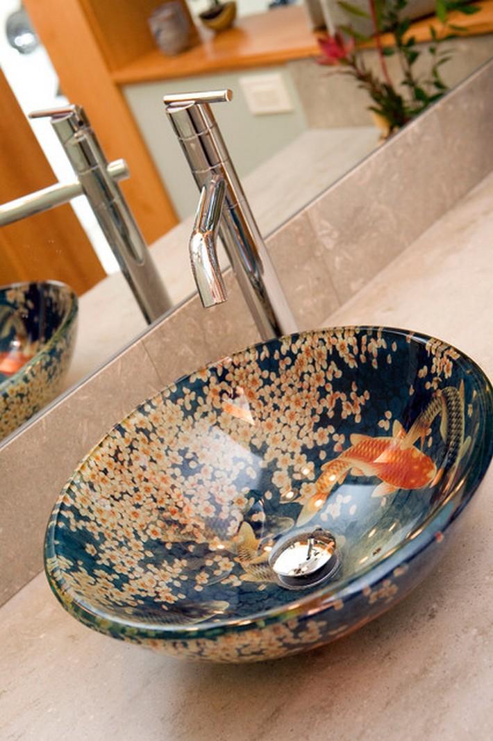 trendy: bowl bathroom sink designs | inspiration and ideas from Bathroom Sink Design Ideas