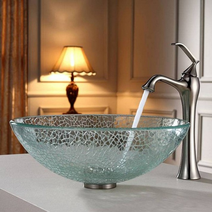 glass bathroom sinks bowls trendy bowl bathroom sink designs inspiration and ideas 18465