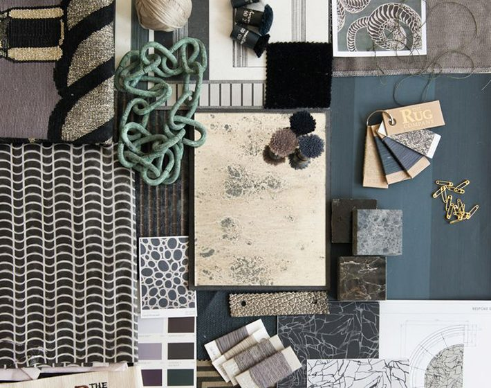 MOODBOARD INTERIOR DESIGN BATHROOM GREEN mood board bathom decor interior design white green 2 710x560