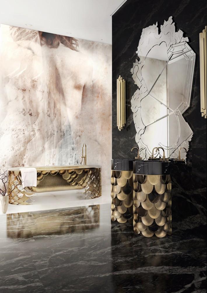 1-koi-bathtubs-maison-valentina-HR  Koi Collection represents the golden days 1 koi bathtubs maison valentina HR