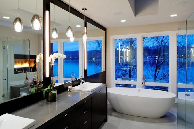 Winter bathroom inspiration1  Luxury Winter Bathroom Sets to warm you Winter bathroom inspiration1