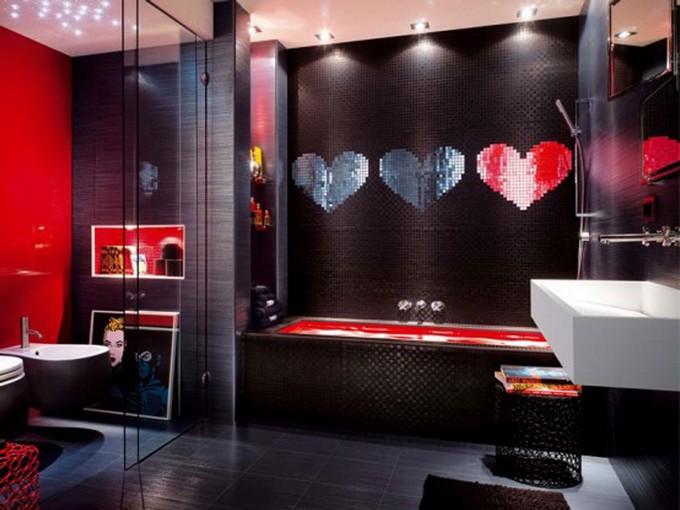 Winter bathroom inspiration2  Luxury Winter Bathroom Sets to warm you Winter bathroom inspiration2