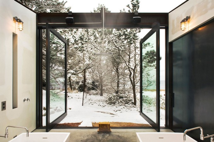 Winter bathroom set  Luxury Winter Bathroom Sets to warm you Winter bathroom set