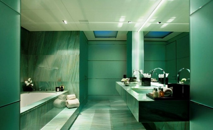 Fantastic Master Bathroom Ideas Fantastic Master Bathroom Ideas Fantastic Master Bathroom Ideas for Luxury Lovers 14 green odessa master bat e1450266599382