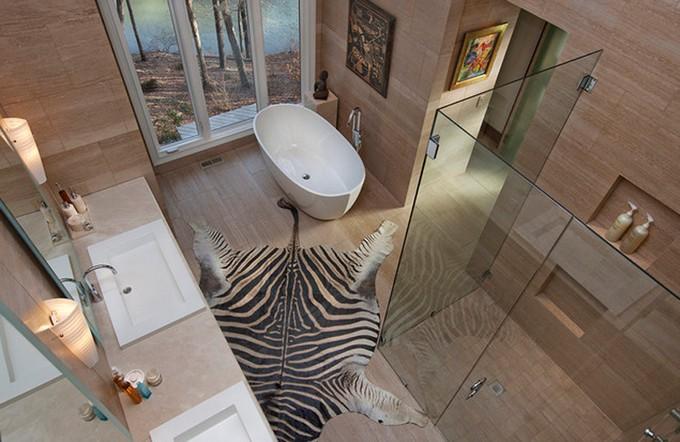 animal prints for luxury bathrooms 25 best ideas about leopard print bathroom on pinterest