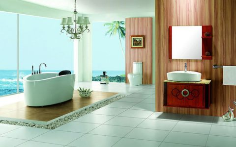 Moodboard for interior design bathroom decor inspiration for Bathroom decor trends 2015