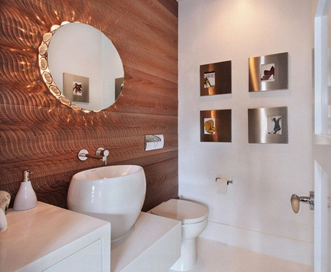powder rooms 10 beautiful powder rooms to inspire you powder rooms 680x560