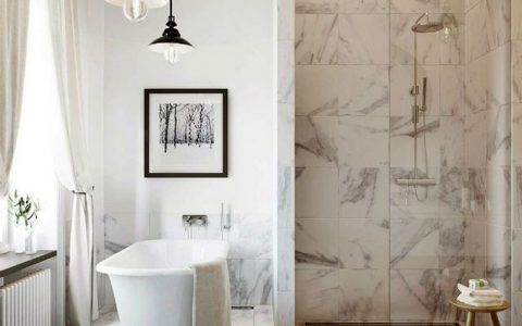 marble bathroom 10 Marble bathroom ideas for your home 15 Marble Bathroom Ideas For Your Daily Rituals 3 480x300
