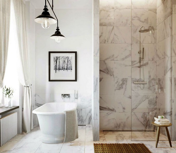 Marble Bathroom Ideas 10 Best Examples Of Marble Bathroom Ideas 15 Marble Bathroom Ideas For Your Daily Rituals 3