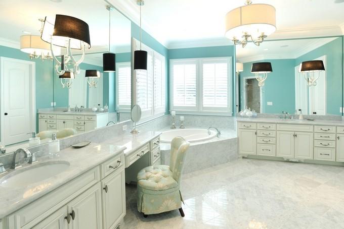 bathroom color bathroom color Choose the right bathroom color for your house 8z blue bathroom jan7