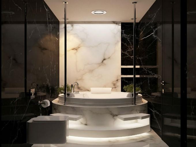 Marble Bathroom marble bathroom 10 Marble bathroom ideas for your home Bathroom design 3