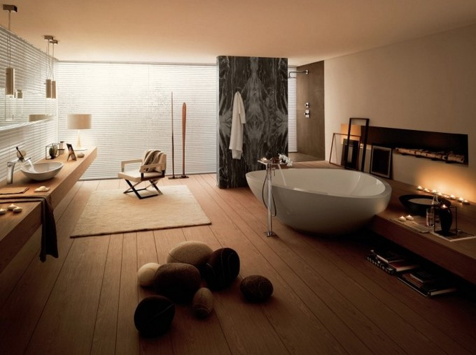 Top Bathroom Designers top bathroom designers Top Bathroom Designers That Will Elevate Your Bathroom With Their Projects Jean Marie Massaud contemporary bathroom design