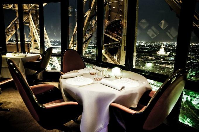 Maison et Objet Paris city guide: 5 LUXURY RESTAURANTS TO VISIT during Maison et Objet Le Jules Verne Luxury Restaurant in Paris