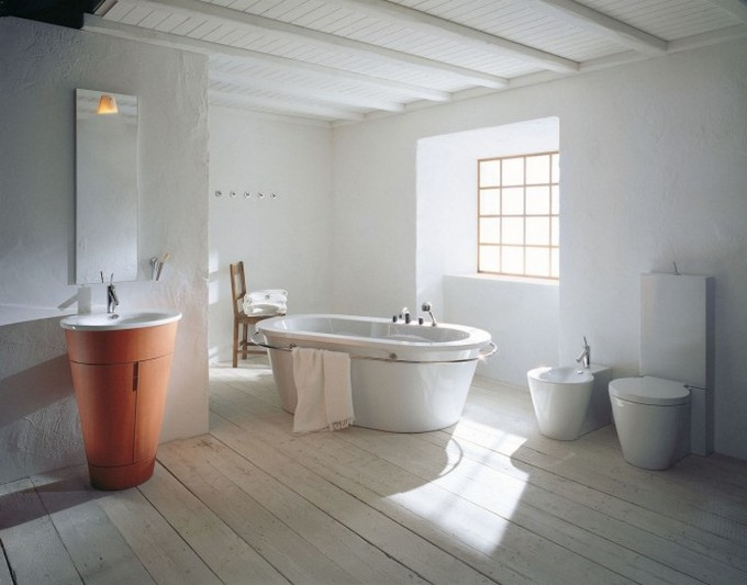 Top Bathroom Designers top bathroom designers Top Bathroom Designers That Will Elevate Your Bathroom With Their Projects Philipe Starck rustic modern bathroom decor