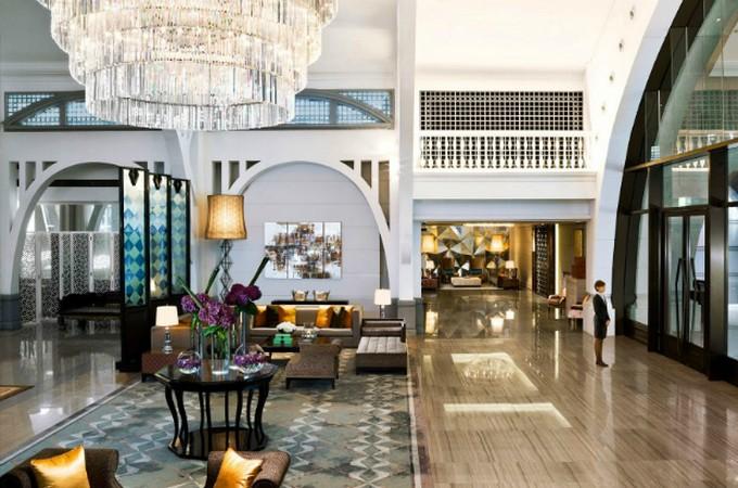 Fullerton-Bay-Hotel-2 André Fu André Fu Distinguished Designer of The Year at Maison et Objet Asia Fullerton Bay Hotel 2