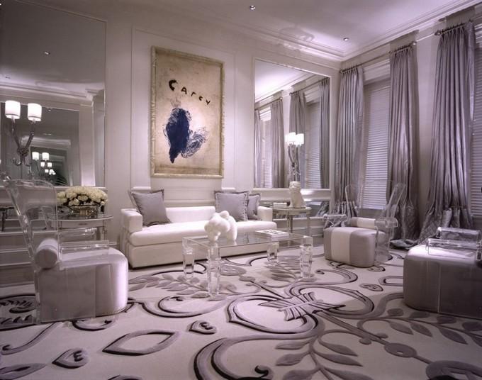 Geoffrey-Bradfield-Inc. new york Top 10 New York interior designers Geoffrey Bradfield Inc