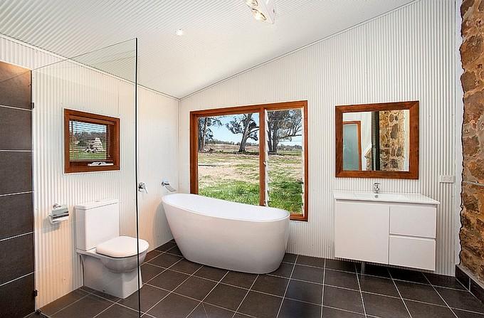 Amazing Industrial Bathroom Ideas