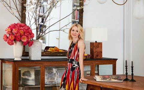 Naomi Watts Naomi Watts and Liev Schreiber's Stunning New York City Apartment watts schreiber manhattan loft 02 480x300