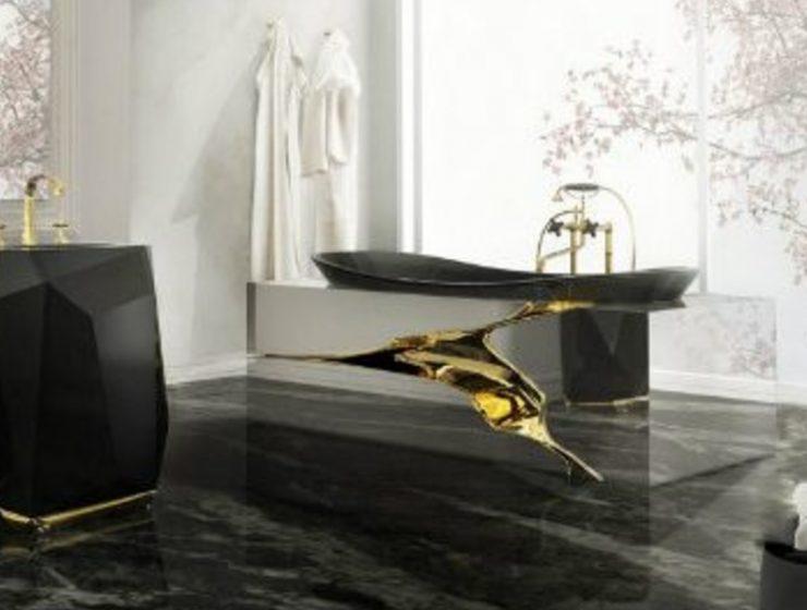 modern bathrooms Luxurious Bathtubs for Modern Bathrooms Luxurious Bathtubs for Modern Bathrooms 740x560