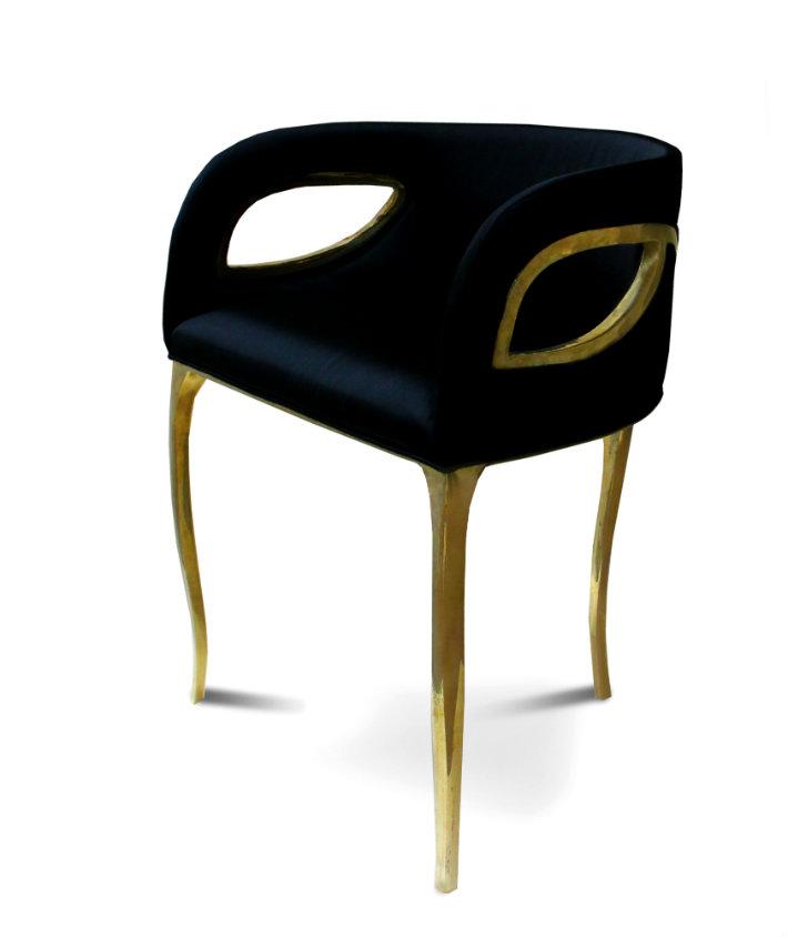chandra_ KOKET sophisticated chairs sophisticated chairs Modern and Sophisticated Chairs and Stools for Bathroom chandra  KOKET