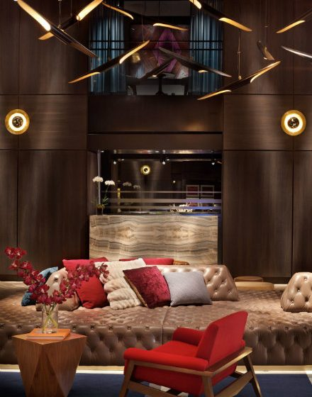 paramount hotel Luxury Design from Paramount Hotel in New York feature 440x560