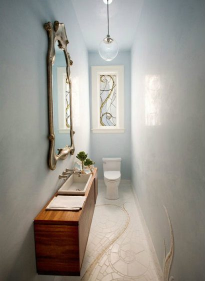 small bathrooms Small Bathrooms That Will Blow Your Mind. feature bathroom design 410x560