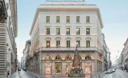 feature fendi luxury shop