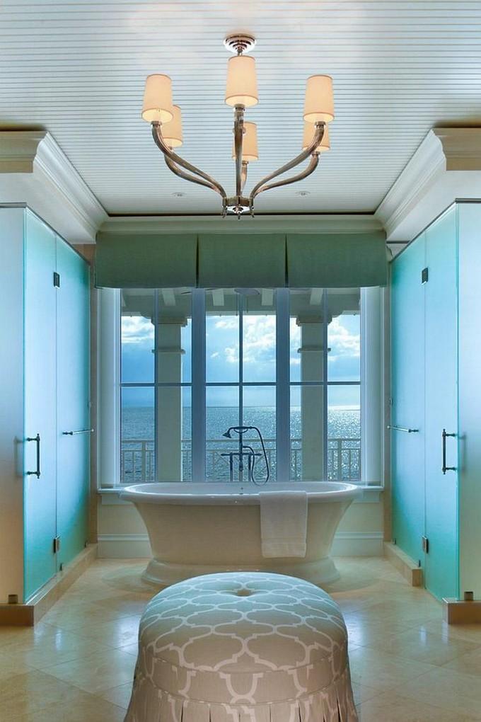 Modern Bathrooms Beautiful Modern Bathrooms With Ocean Views luxury bathrooms with ocean view maison valentina18