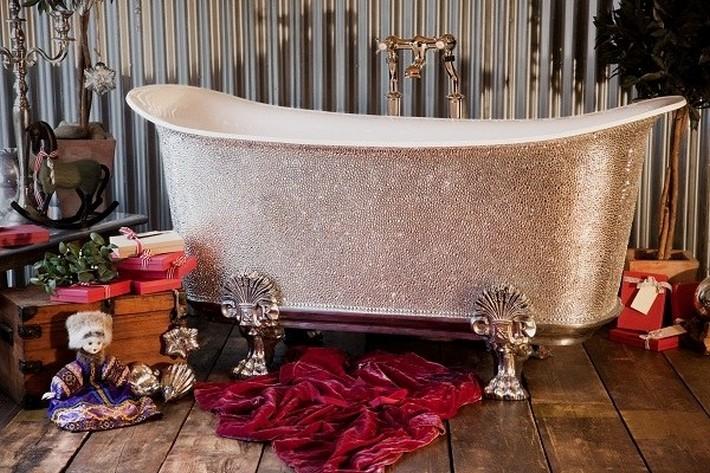 Unique And Unusual Bathtub Design