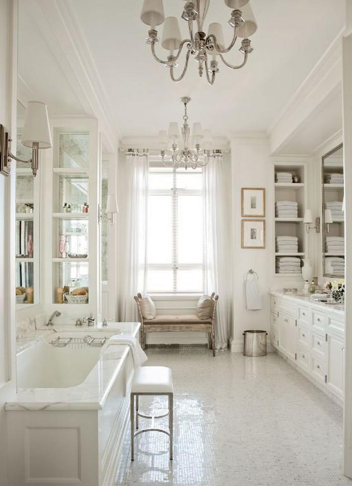 Yacht ENCHANTRESS -  Master Bathroom luxury bathrooms 40 Extra Luxury Bathrooms Ideas that Will Blow Your Mind                                                     004