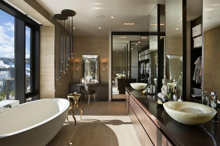 Yacht ENCHANTRESS -  Master Bathroom luxury bathrooms 40 Extra Luxury Bathrooms Ideas that Will Blow Your Mind                                                                       big sky                                lc2 21