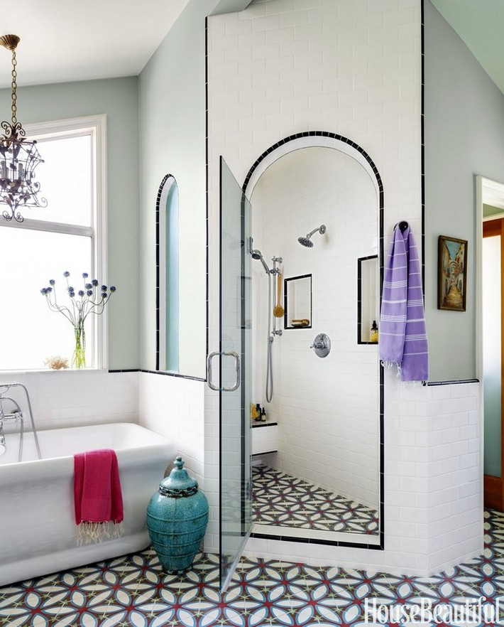 1436461756-bath-of-month-shower designer bathrooms Beautiful Designer Bathrooms That Bring Style to Space 1436461756 bath of month shower