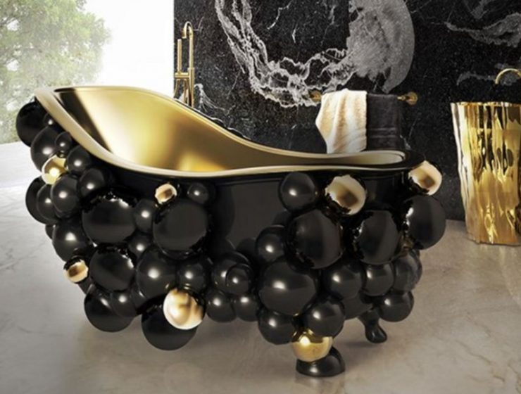 luxury bathrooms Extraordinary Luxury Bathrooms That Will Mesmerize You Extraordinary Luxury Bathrooms That Will Mesmerize You 740x560