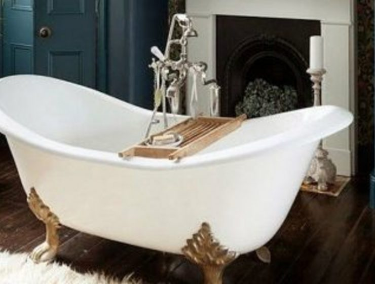 claw foot bathtubs Graceful Claw foot Bathtubs That You'll Love Graceful Claw foot Bathtubs That You   ll Love 740x560