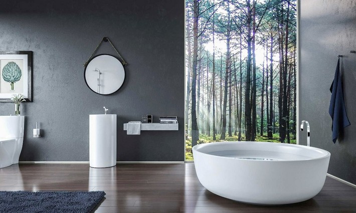 Luxury-Bathroom-Designs-for-modern-home luxury bathrooms 40 Extra Luxury Bathrooms Ideas that Will Blow Your Mind Luxury Bathroom Designs for modern home