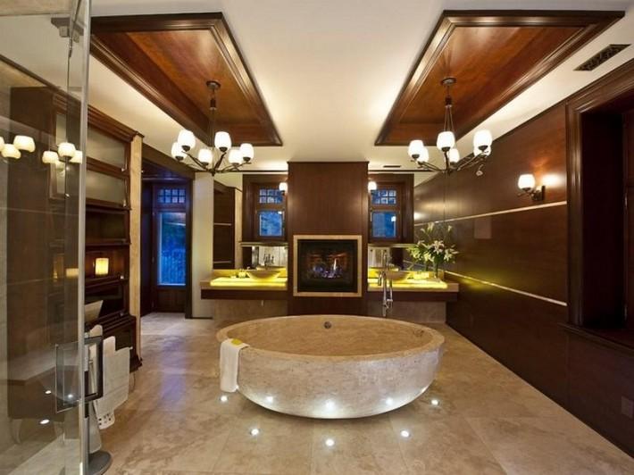 Soaking-Tubs-466-18-700x525 luxury bathrooms 40 Extra Luxury Bathrooms Ideas that Will Blow Your Mind Soaking Tubs 466 18 700x525