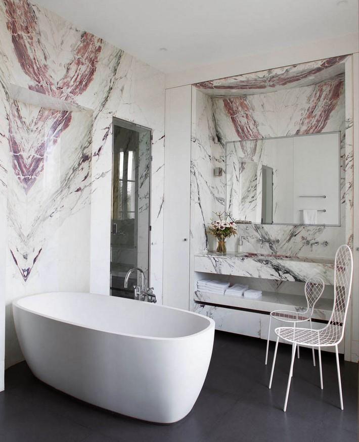 Marble Bathrooms Ideas Luxury Bathroom Maison Valentina Hidrosmart 12