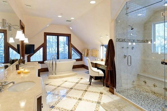 e7ac2fafdb3cbde7ede5755607672a90 luxury bathrooms 40 Extra Luxury Bathrooms Ideas that Will Blow Your Mind e7ac2fafdb3cbde7ede5755607672a90