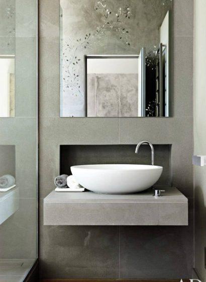 contemporary bathroom How to Create a Contemporary Bathroom feature 410x560