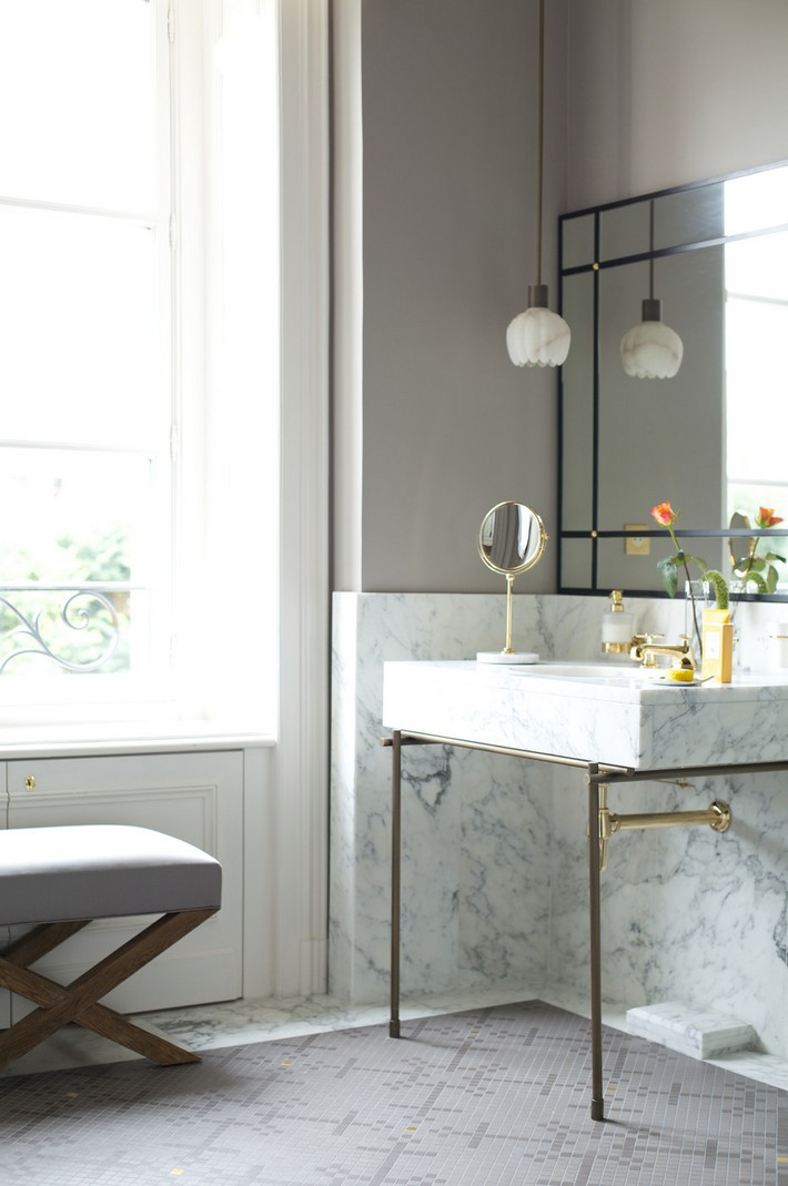 Get Inspired With These Bathrooms with Room Style maison valentina design trends luxury bathrooms  bathrooms with living room style Get Inspired With These Bathrooms with Living Room Style salon salle de bain6